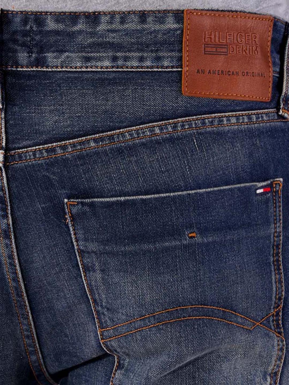 b4af368fa78 TOMMY HILFIGER pánské džíny modré 1957888698 459 č.5
