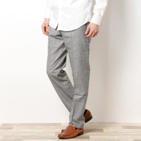 Levně Tommy Hilfiger TOMMY HILFIGER pánské kalhoty šedé