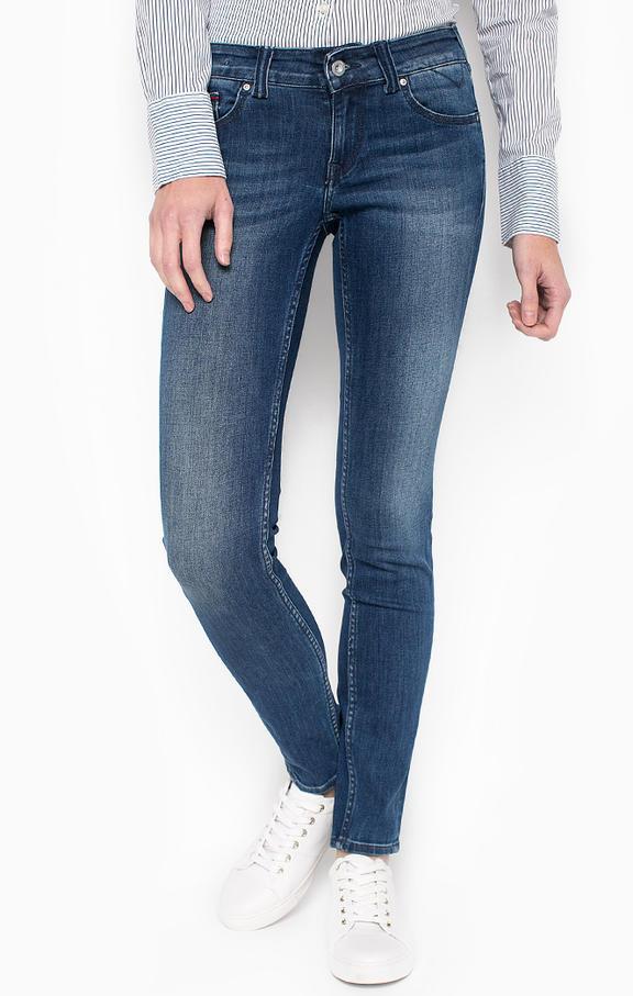 TOMMY HILFIGER dámské džíny modré 1657664216 916 Sophie č.1 9cb361eadd