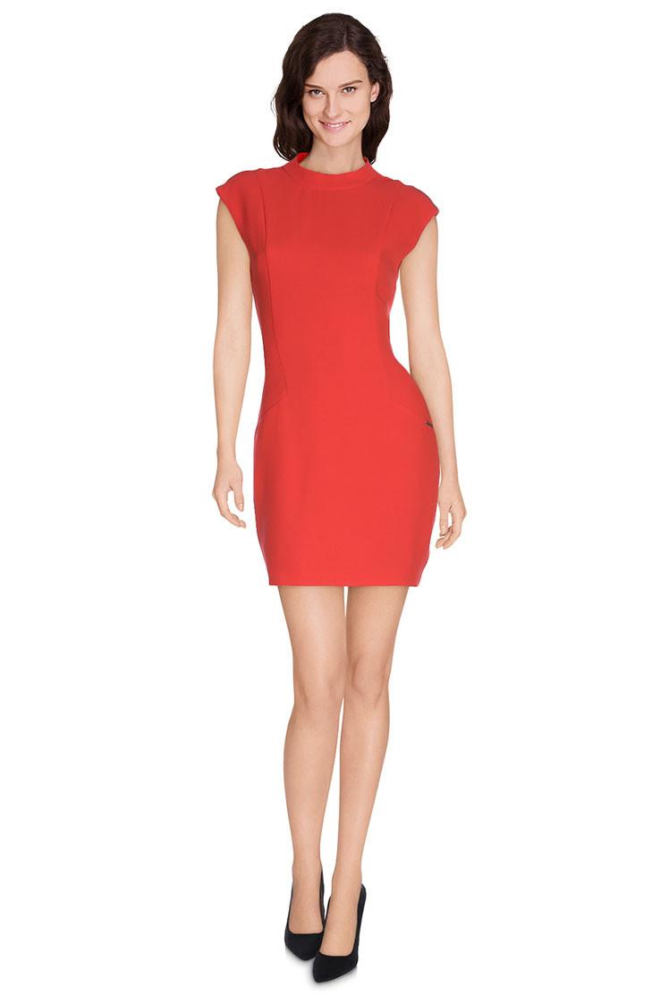 Guess Guess by MARCIANO červené šaty
