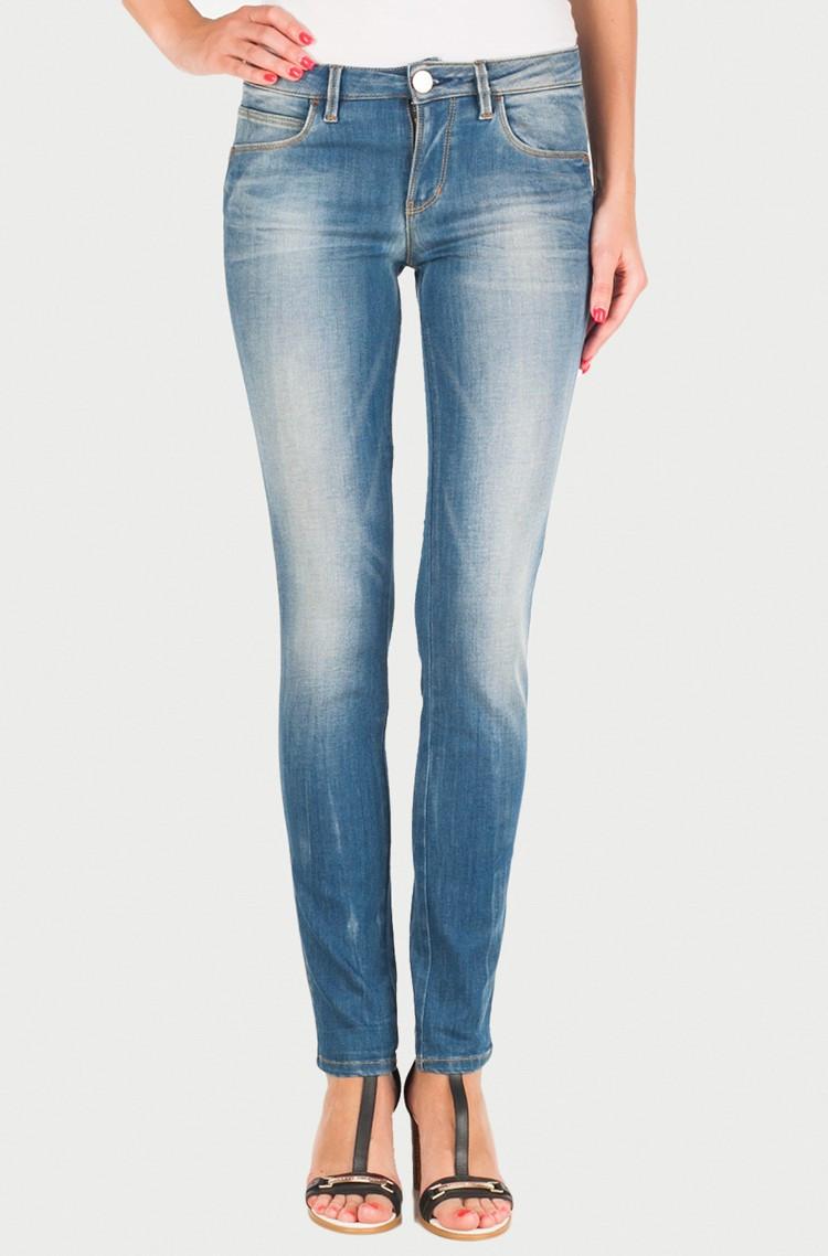 GUESS dámské džíny světle modré W61AJ2-D21M1 č.1 d8eaeca18d