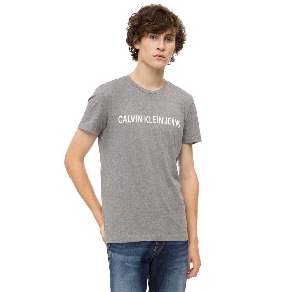 Calvin Klein Calvin Klein pánské tričko šedé
