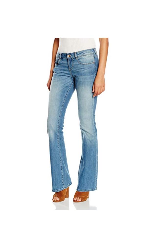 Guess GUESS dámské džíny světle modré