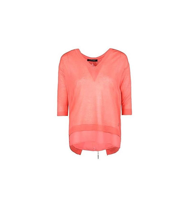 Guess GUESS dámský svetr růžový