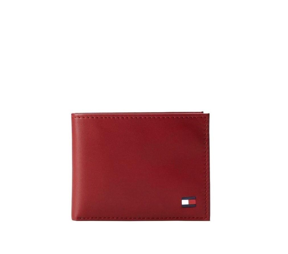 TOMMY HILFIGER pánská peněženka červená 31TL22X046 600 č.1 1be8b3ff17