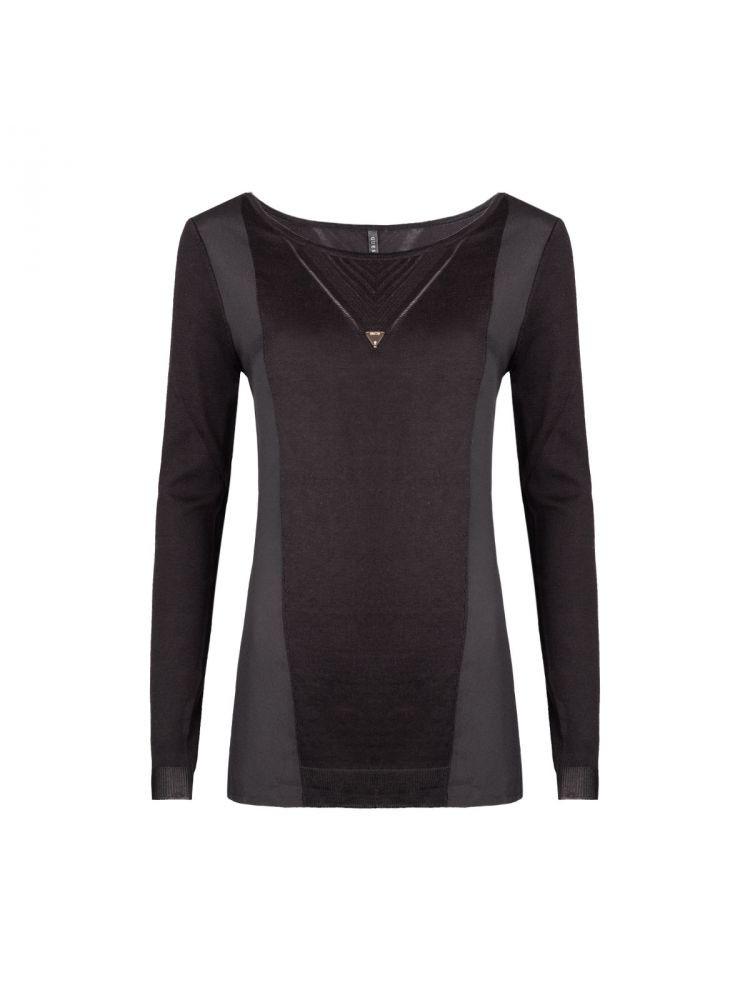 Guess GUESS dámský svetr černý