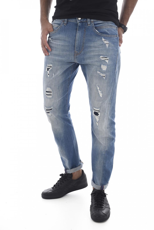 Guess GUESS pánské džíny světle modré