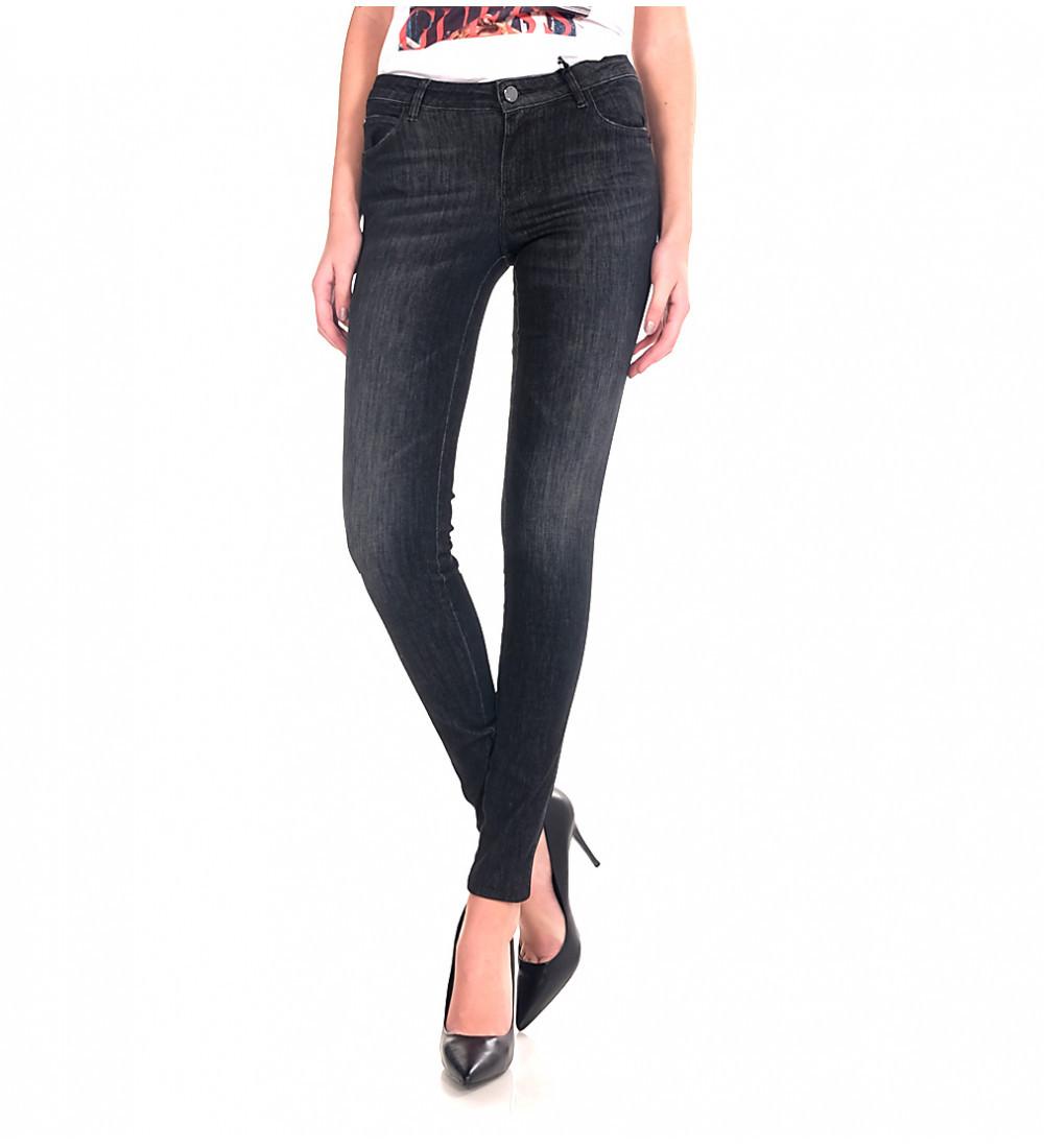 Guess GUESS dámské černé džíny