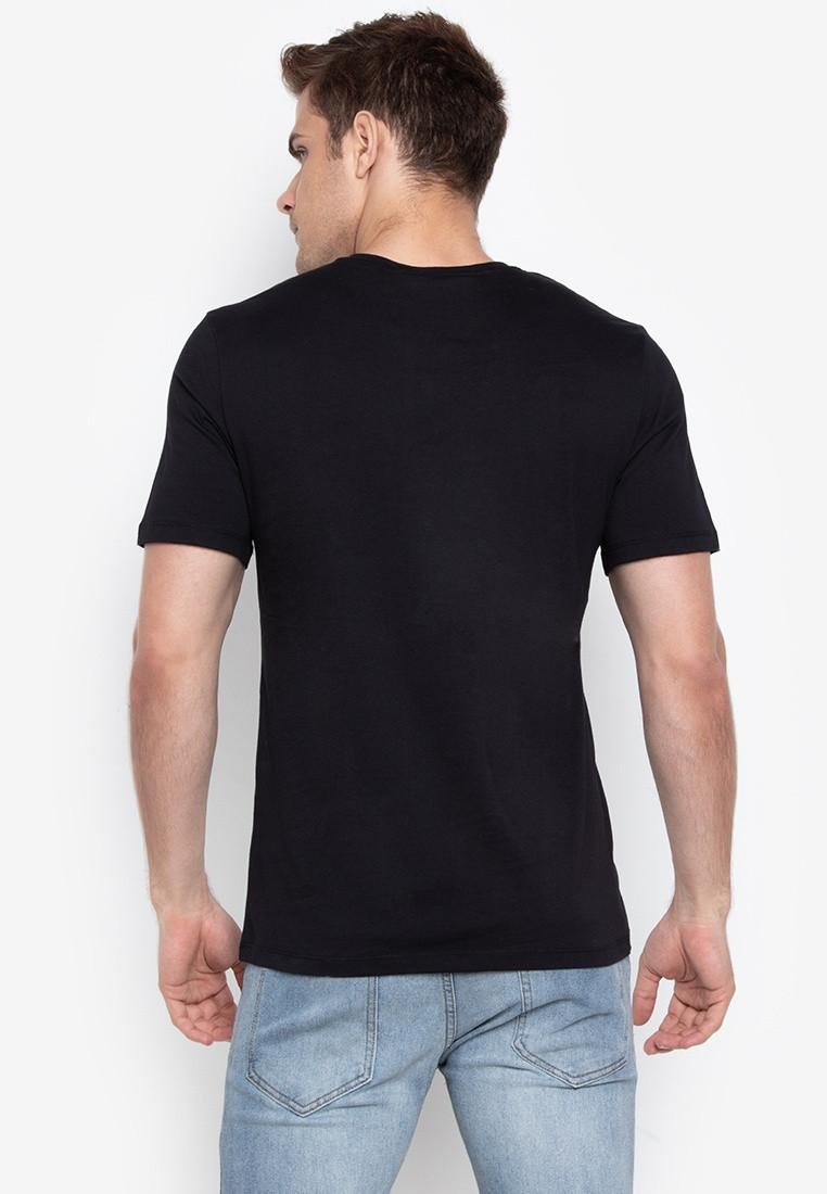 1053f795b Calvin Klein pánské tričko černé | sixty.cz
