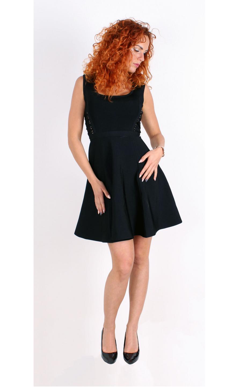 Guess Guess by MARCIANO černé šaty