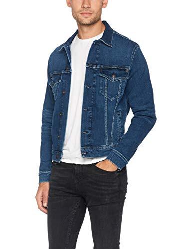 Pepe Jeans Pepe Jeans pánská džínová bundy PINNER