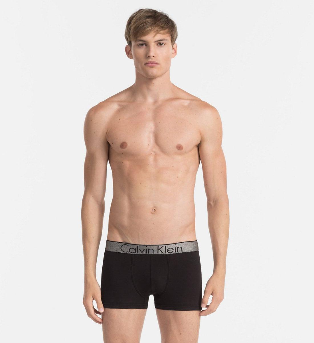 Calvin Klein Calvin Klein pánské boxerky černé