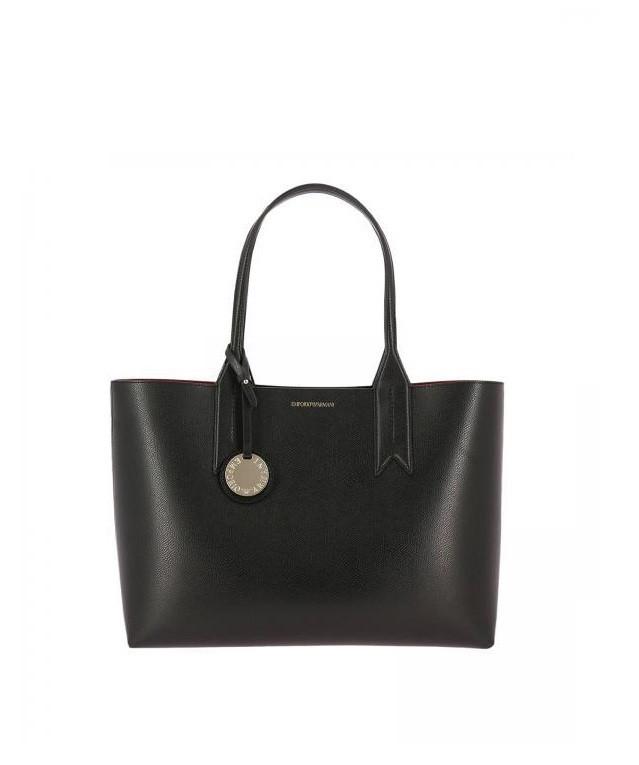 d2d6ac9fec Emporio Armani dámská kabelka černá