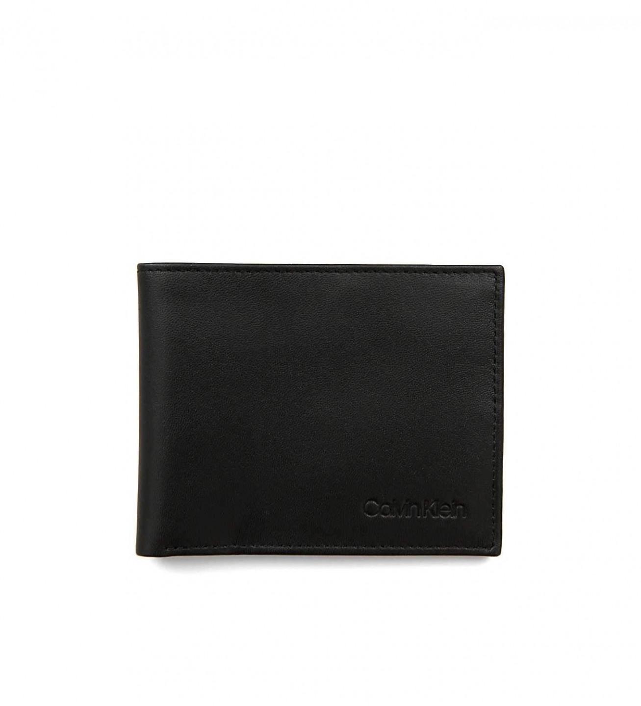 Calvin Klein Calvin Klein pánská černá peněženka