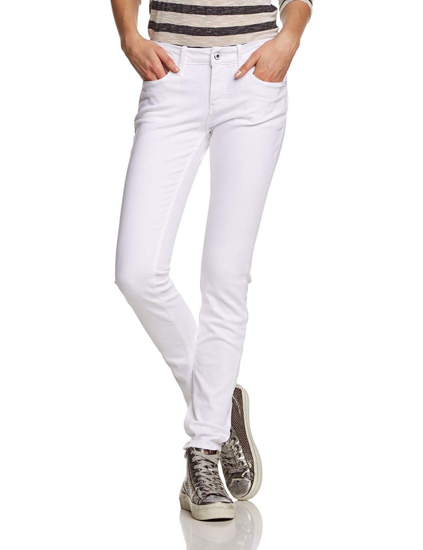 Calvin Klein Calvin Klein dámské bílé džíny