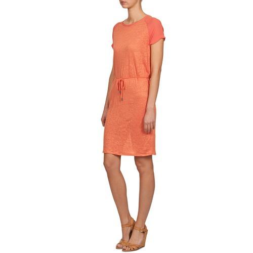 Calvin Klein Calvin Klein dámské oranžové šaty