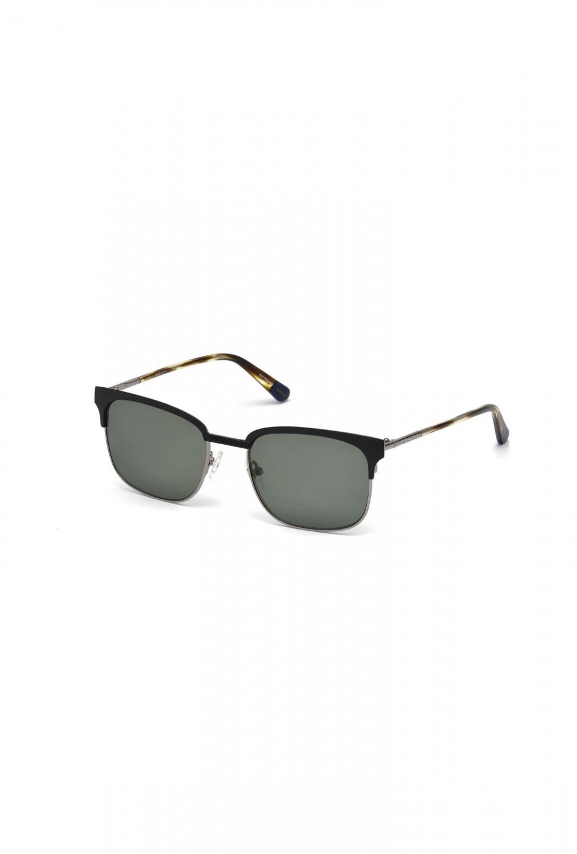 GANT GANT pánské černé sluneční brýle