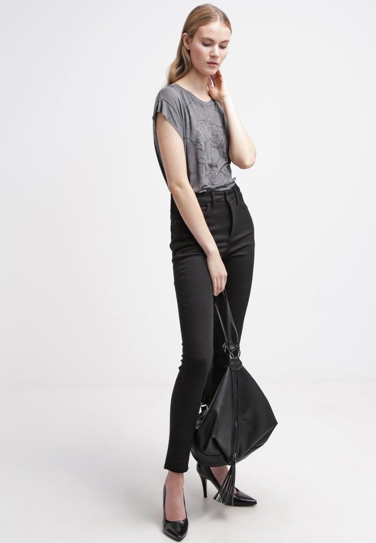Calvin Klein Calvin Klein dámské černé džíny