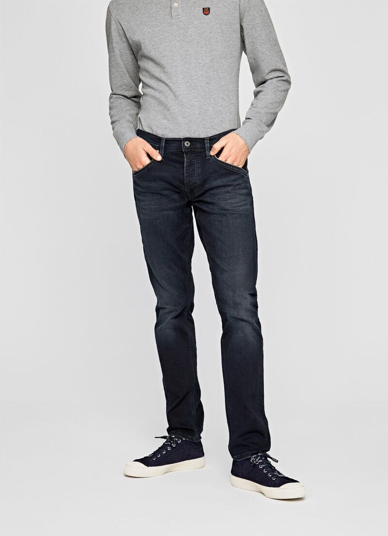Levně Pepe Jeans Pepe Jeans pánské džíny TRACK