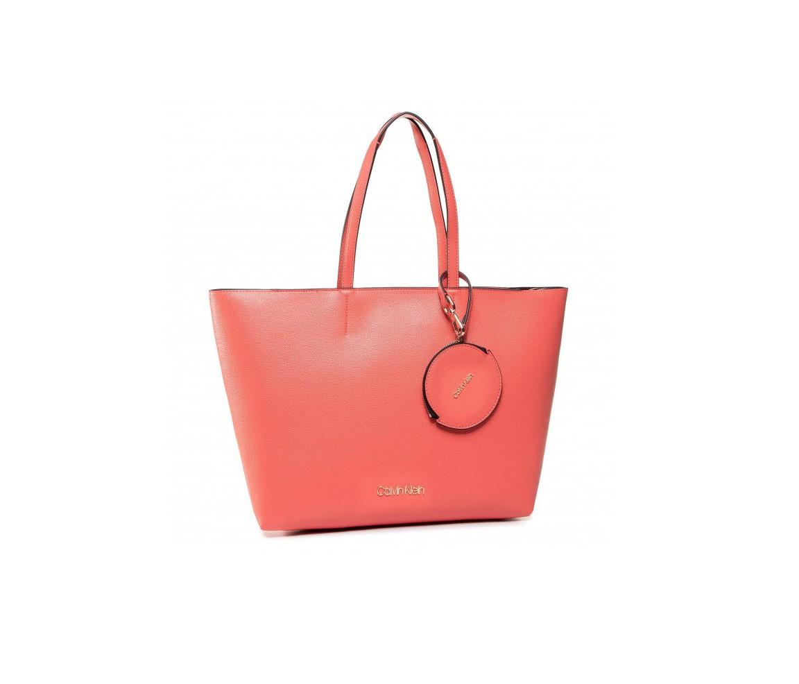 Calvin Klein Calvin Klein dámská korálová kabelka