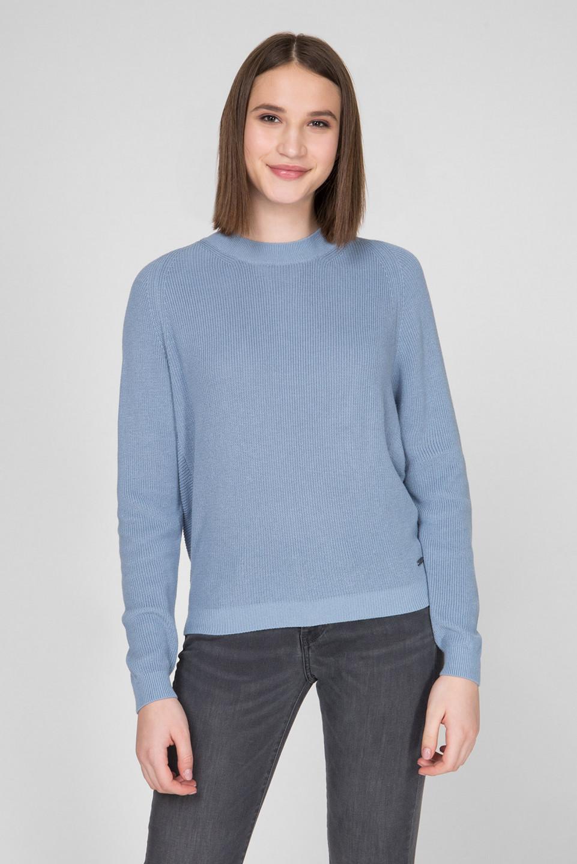 Pepe Jeans Pepe Jeans dámský světle modrý svetr PAPILLON