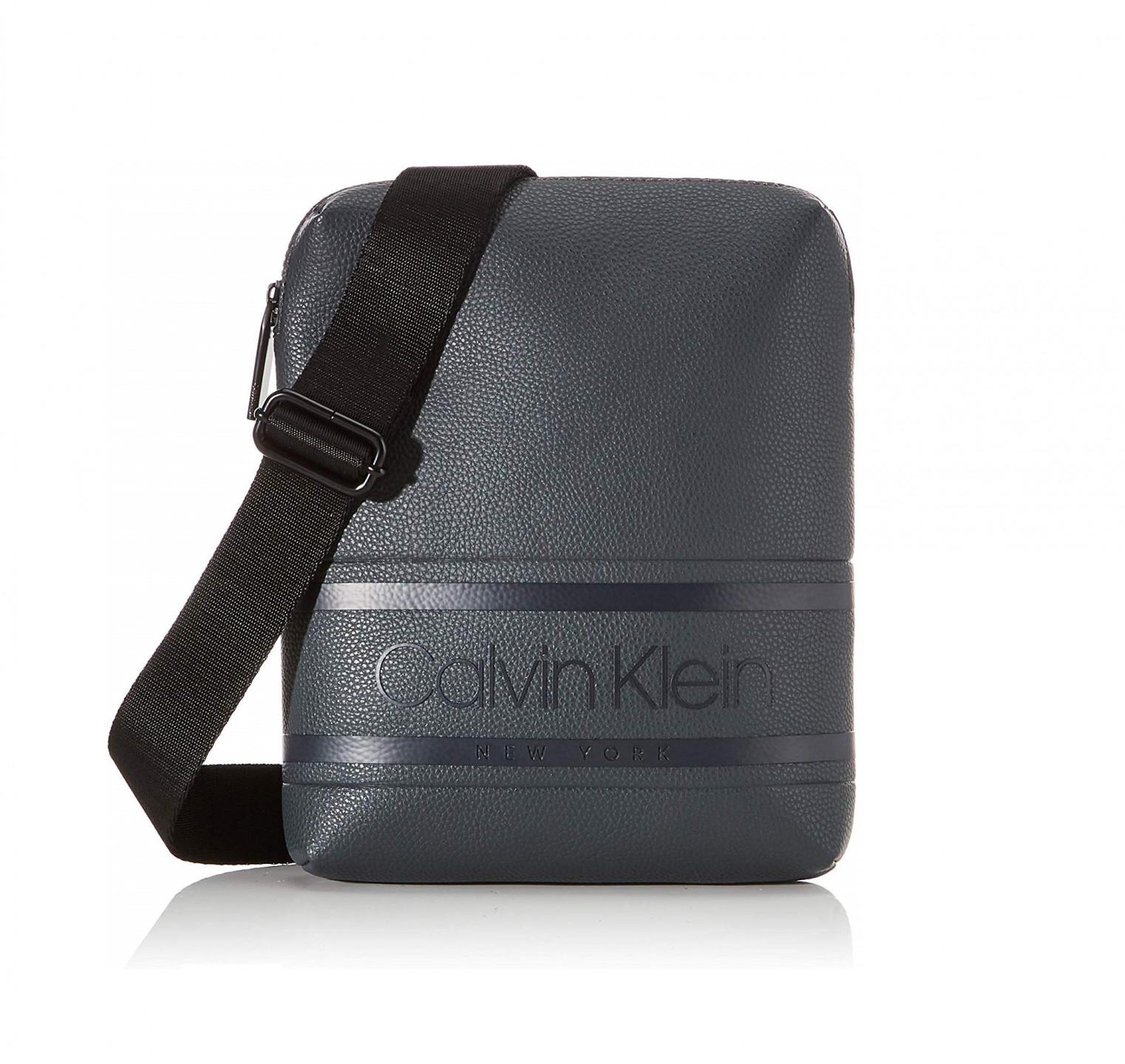 Calvin Klein Calvin Klein pánská šedá crossbody