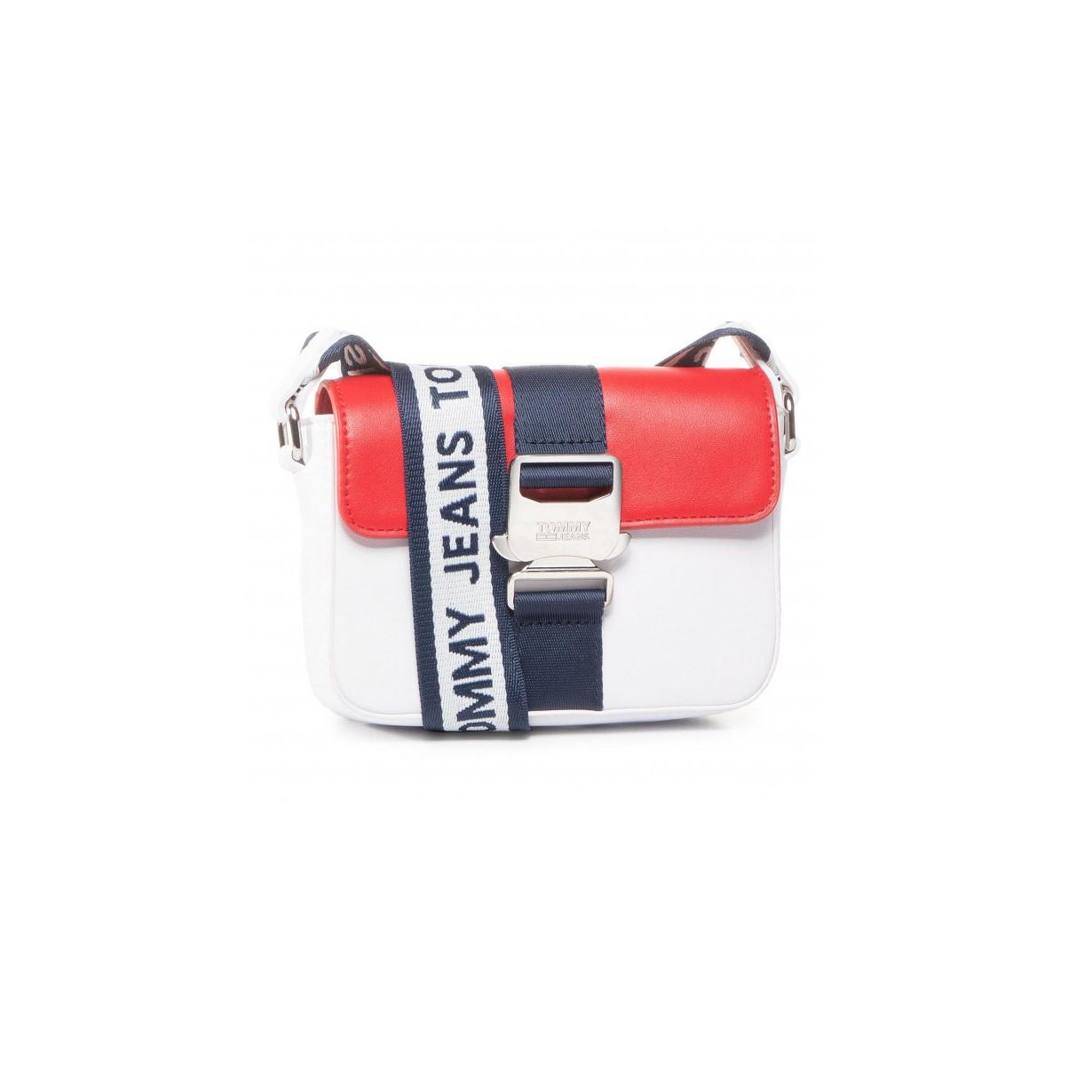 Tommy Hilfiger Tommy Jeans dámská vícebarevná crossbody kabelka FEMME ITEM SM CROSSOVER