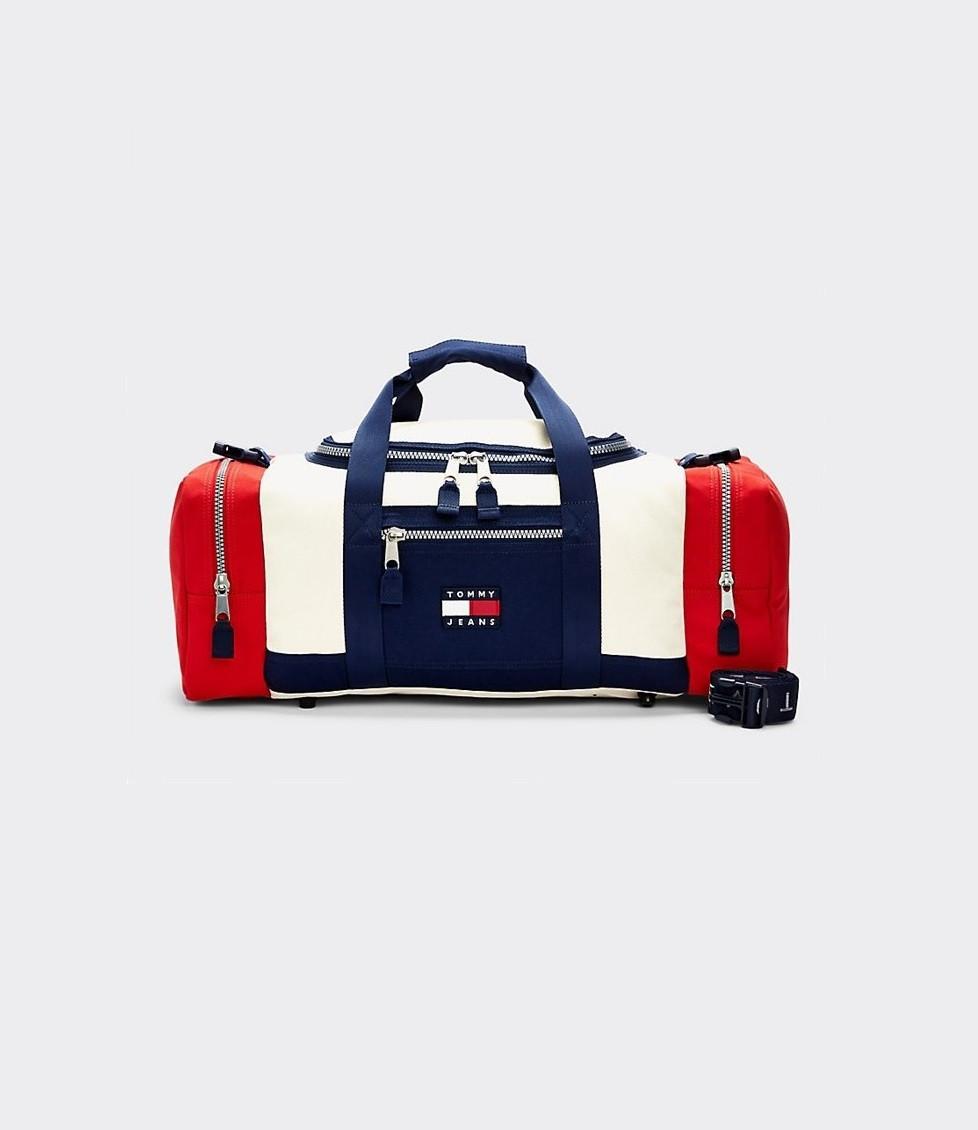 Tommy Hilfiger Tommy Jeans vícebarevná cestovní taška