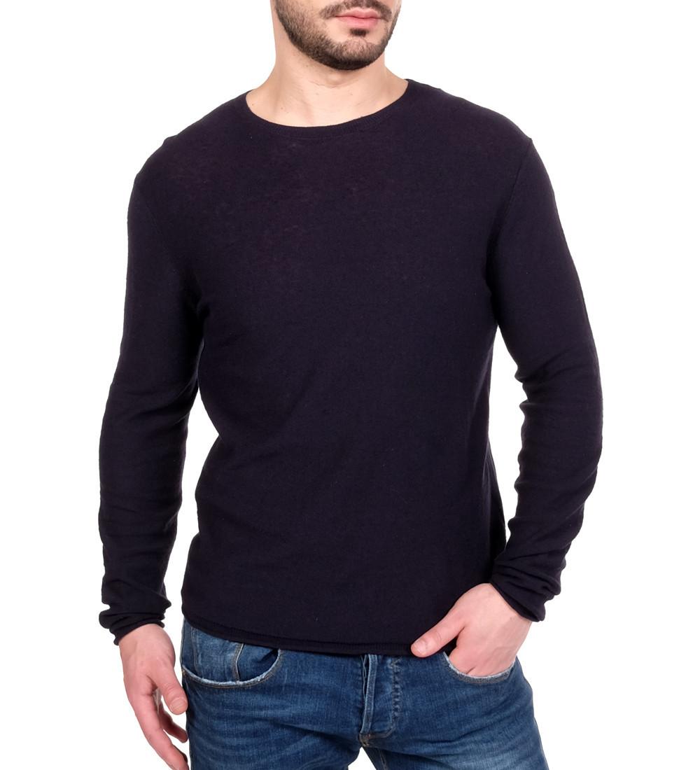 Guess GUESS pánský černý svetr