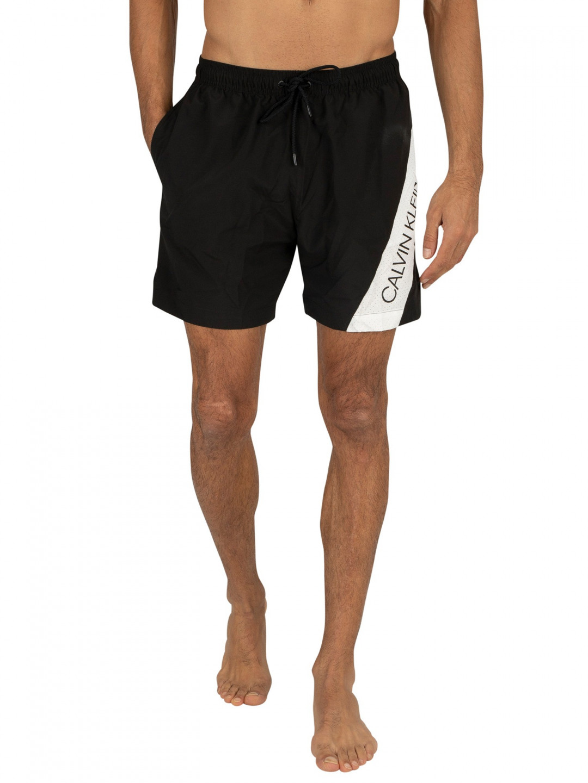 Calvin Klein Calvin Klein pánské černé plavky