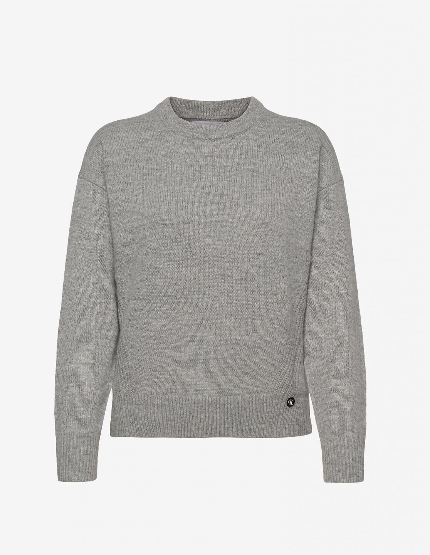 Calvin Klein Calvin Klein dámský šedý svetr