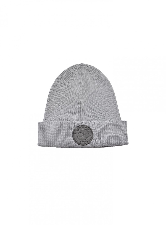 Calvin Klein Calvin Klein pánská šedá čepice