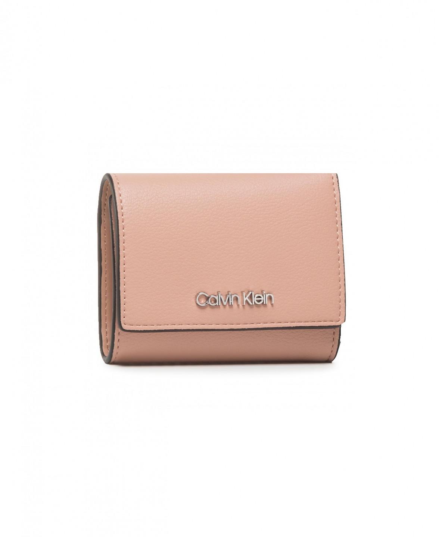 Calvin Klein Calvin Klein růžová peněženka