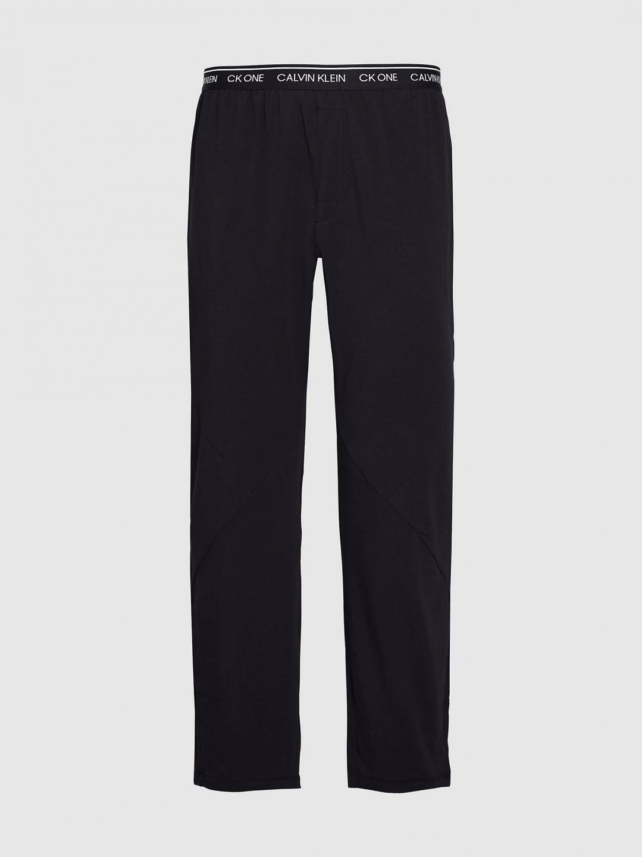 Calvin Klein Calvin Klein pánské černé kalhoty na spaní CK ONE